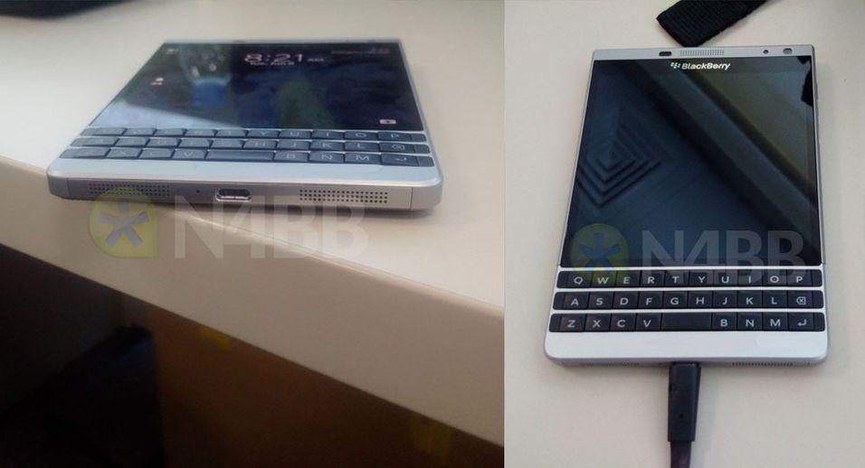 Slik ser BlackBerry Oslo ut.