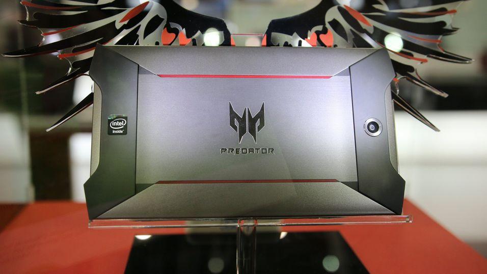 Predator 8 har utvilsomt utseendet med seg