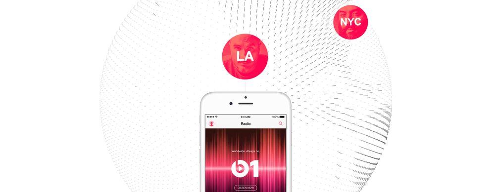 Zane Lowe fra BBC Radio 1 er blant musikkpersonlighetene som skal lede radiostasjonen Beats1.