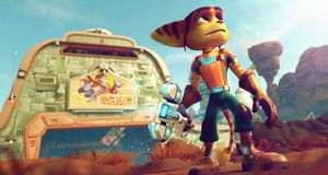 Anmeldelse: Ratchet & Clank