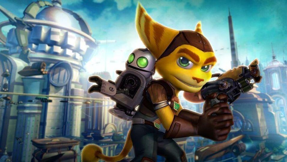 Slik blir Ratchet & Clank på PlayStation 4