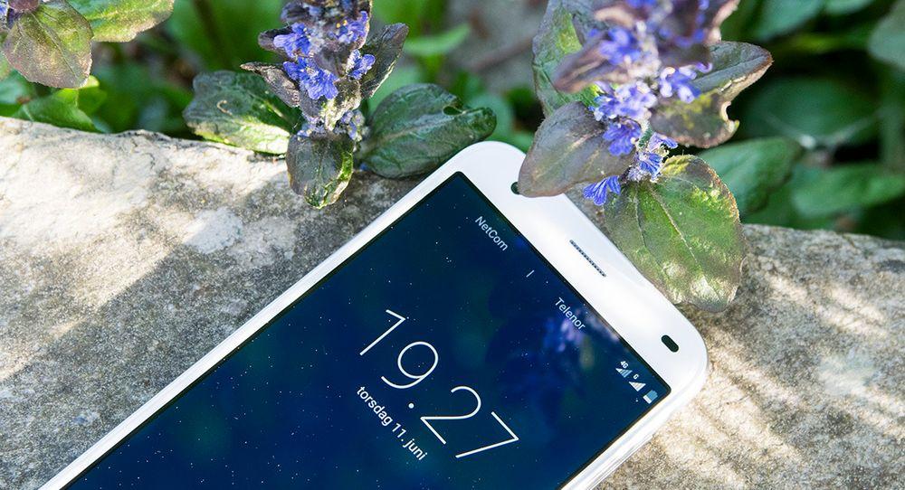 Du kan ha to SIM-kort i ZTE Blade S6 samtidig. Det er ikke så mange litt påkostede telefoner på det norske markedet som kan dette.