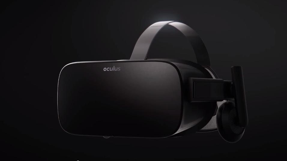 Oculus Rift blir forsinket.