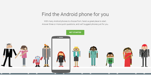 Google vil prøve å hjelpe deg å velge riktig Android-telefon med sin nye «Which Phone»-tjeneste.