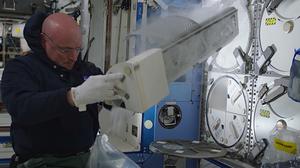 De nye, sylskarpe NASA-videoene skal blant annet gi et bedre innblikk i livet på romstasjonen ISS.