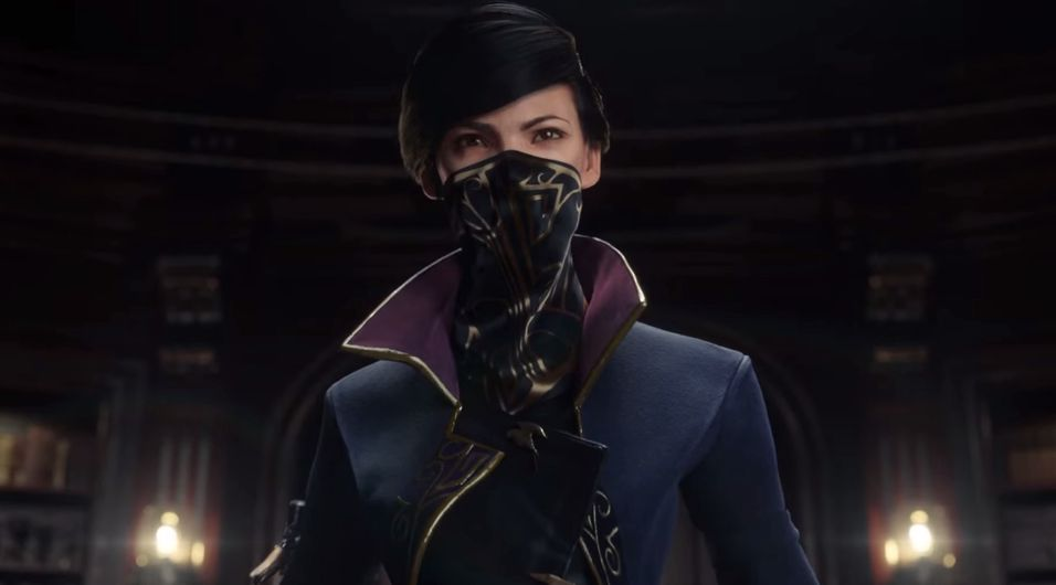 Emily Kaldwin er en av to spillbare figurer i Dishonored 2.