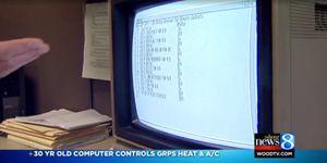 Den har i alle fall et fint grensesnitt, i motsetning til datidens PC-er.