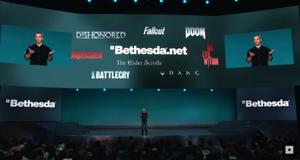 Se opptak av Bethesdas E3-konferanse