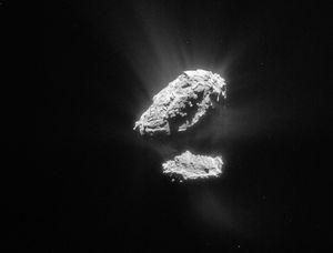 På denne kometen har Philae sovet siden november. Nå er det på tide å jobbe.