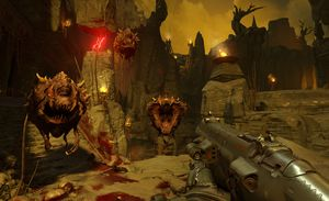 Nye Doom blir nifse saker.