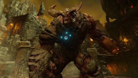 id Software vil tilbake til Dooms demoniske røter.