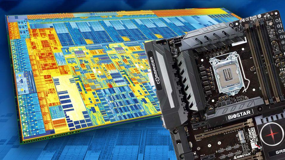 Intel lanserer 46 nye prosessorer
