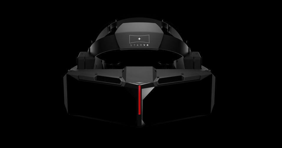 VR-kappløpet har fått en ny deltager