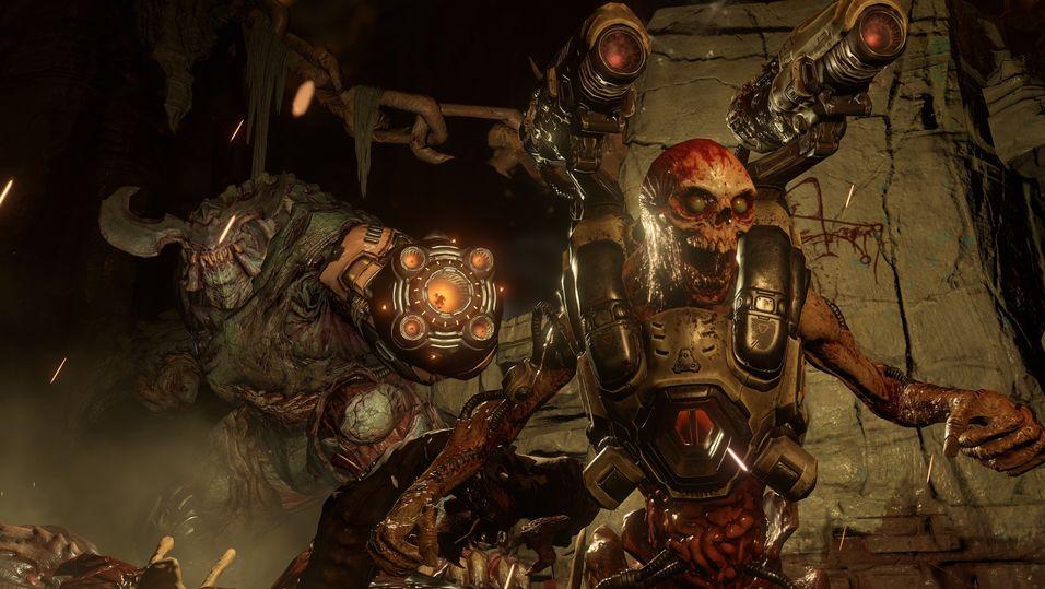 Klart for alfatesting av Dooms flerspillerdel