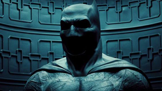Fra den neste Batman-filmen, Batman v. Superman, som kommer i 2016.