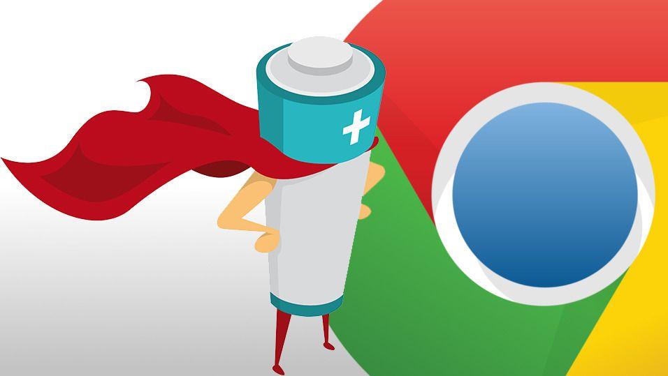 Nå skal Googles nettleser Chrome bli snillere mot batteriet i din bærbare PC.