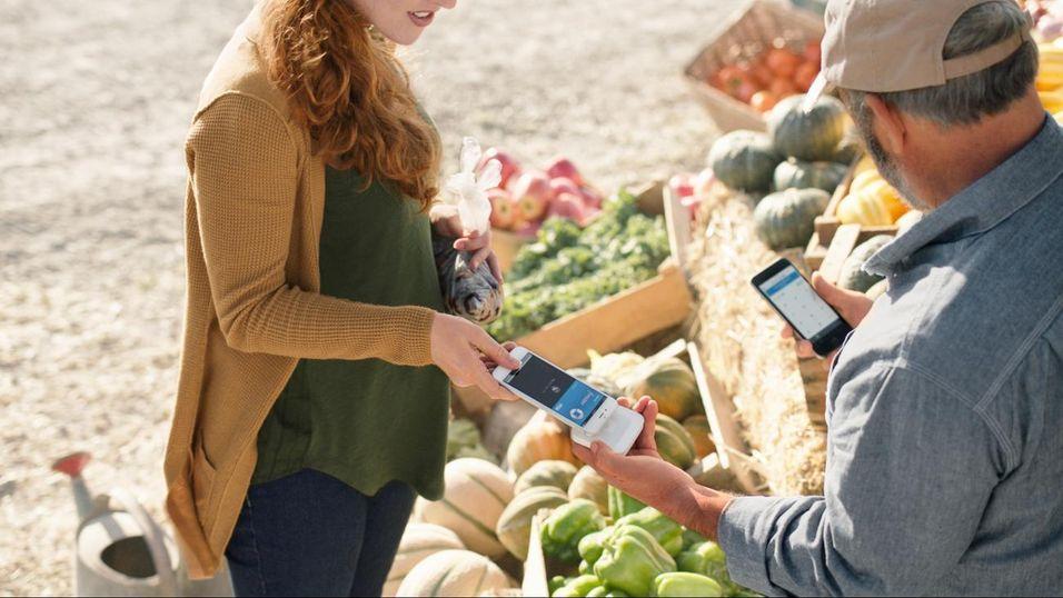 ApplePay fortsetter å kapre kunder