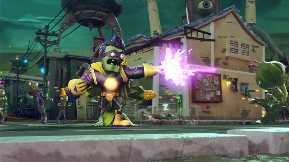 Plants vs. Zombies: Garden Warfare 2 er annonsert