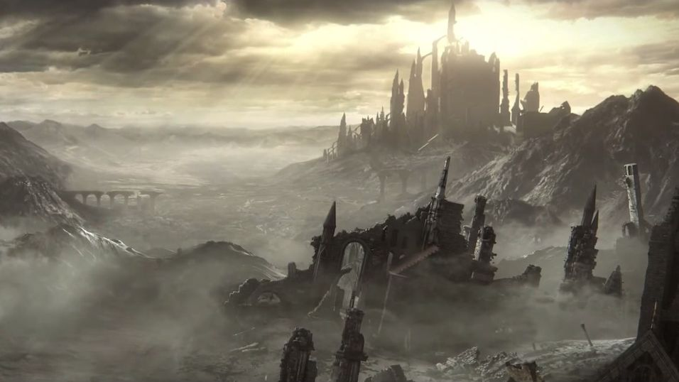 Se den første Dark Souls 3-traileren