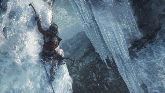 Vil du ut på nye eventyr med Lara Croft så er (i hvert fall i første omgang) Xbox One konsollen du må gå for. (Bilde: .