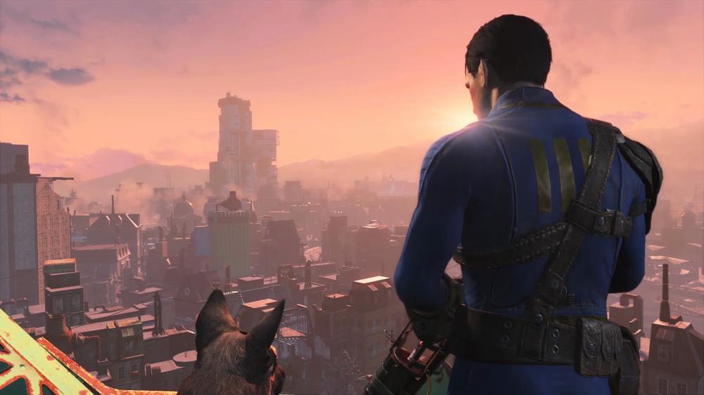 Spillmodifikasjoner til Fallout 4 vil kunne overføres fra PC til Xbox One. (Bilde: Bethesda).