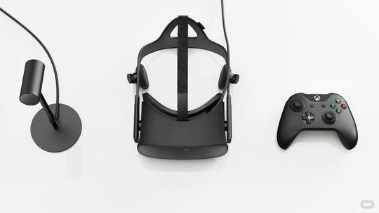 Microsoft søker allierte i Oculus Rift og Steam VR i kampen om virtuell virkelighet. (Bilde: Oculus VR).