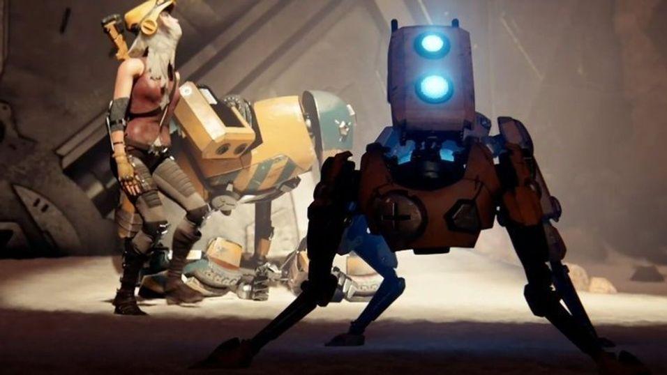 Utviklerne av Metroid Prime har avduket sitt nyeste spill