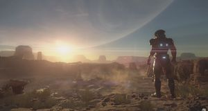 – Menneskene er de invaderende romvesenene i Mass Effect: Andromeda