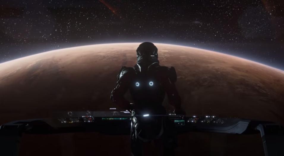 Et nytt Mass Effect er annonsert