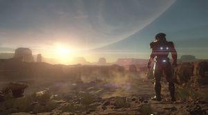 Mass Effect: Andromeda kommer ut mot slutten av 2016.
