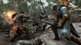 For Honor blir å se på årets E3-messe.