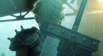 Nå kommer nyversjonen av Final Fantasy VII