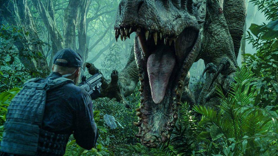 Jurassic World knuste kino-rekorden