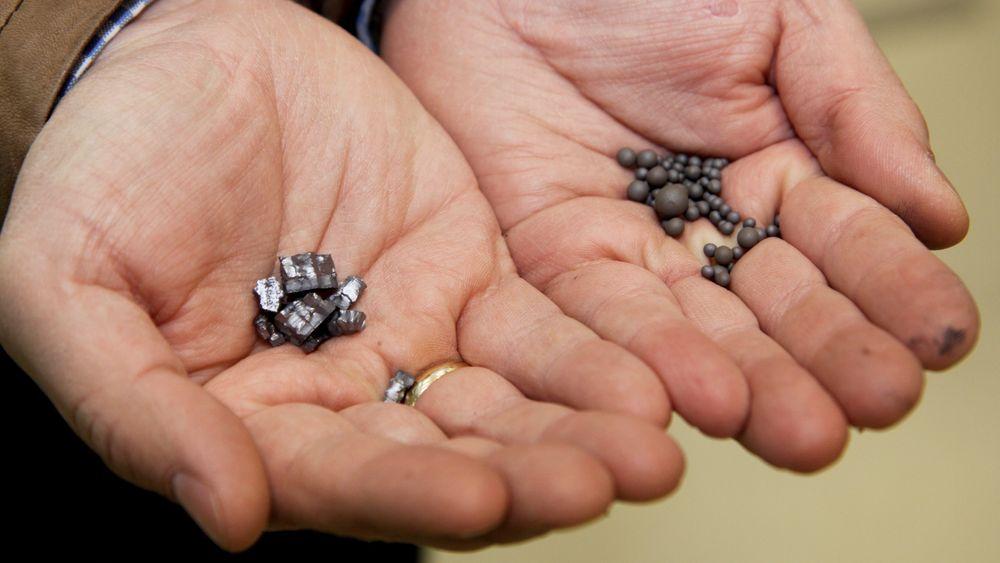 Slik utvinnes silisium til elektronikk og solceller