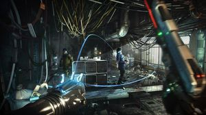 Deus Ex: Mankind Divided,.
