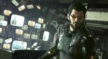 Du bestemmer hvordan det neste Deus Ex-spillet slutter