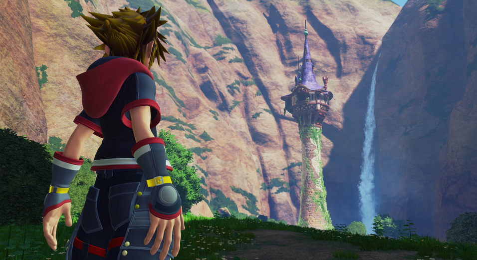 Se den nye traileren til Kingdom Hearts III