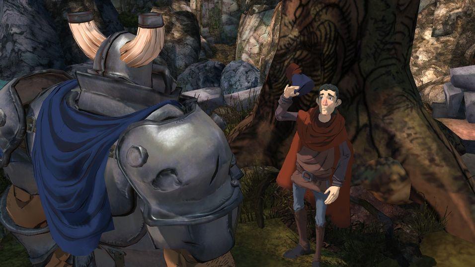 Blander eventyr og action i nye King's Quest