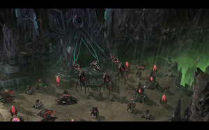 StarCraft II: Legacy of the Void – Whispers of Oblivion.