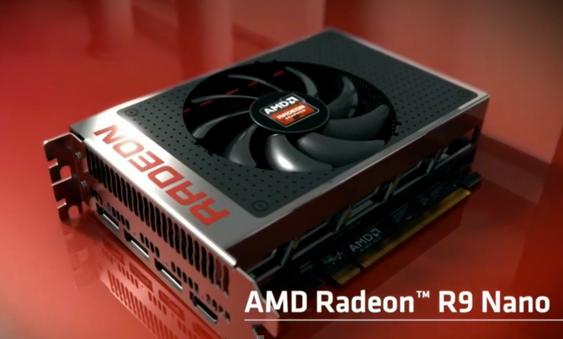Radeon Nano er kun 15 centimeter langt men sprekere enn Radeon R9 290X, forteller AMD.