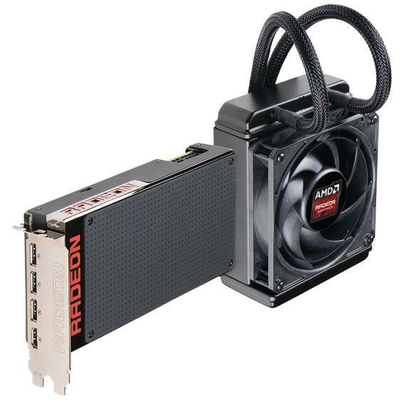 AMDs vannkjølte Radeon R9 Fury X overklokker svært godt skal vi tro AMD. Kortet kan nok også bli en svært sterk konkurrent mot Nvidias GTX 980 Ti.