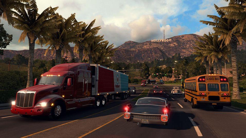 Endelig kan vi se mer av American Truck Simulator