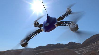 Her er den første «hybrid-kameradronen»
