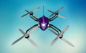 Den nye HYDRA-dronen.