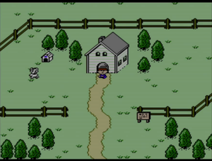 Mother, nå kjent som EarthBound Beginnings, er det første spillet i Mother-serien.
