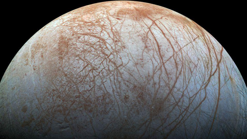 NASA gir grønt lys for ekspedisjon til Jupiters måne