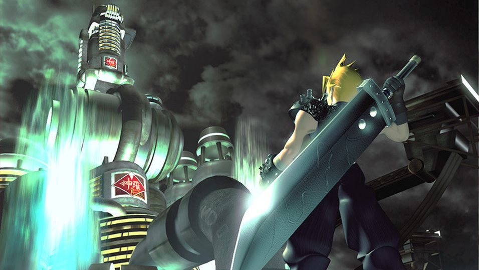 Final Fantasy VII er ute på iOS