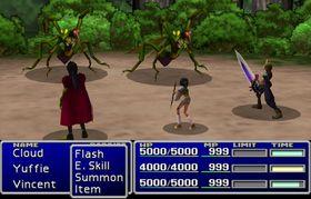 Det er lett å gå lei av de tilfeldige kampene i Final Fantasy VII.