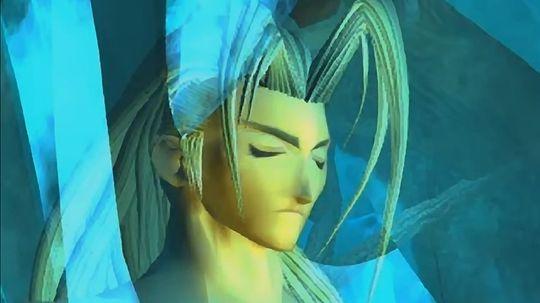 Sephiroth gleder seg til å komme til PlayStation 4.