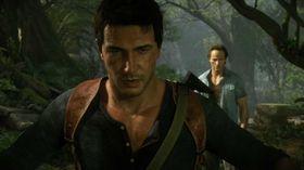 Nolan North og Troy Baker spelar brør i Uncharted 4.